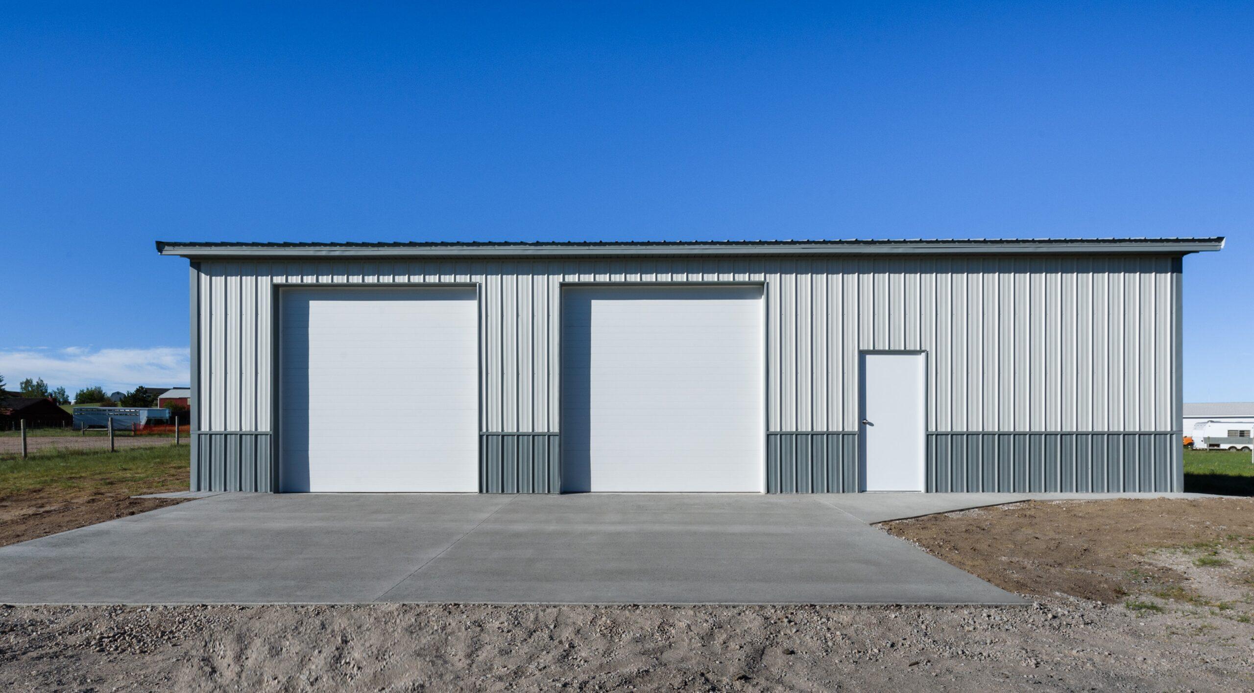 House + Garage Slabs